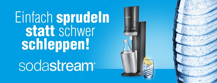 SodaStream bei Saturn